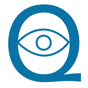 QVision Blue Logo