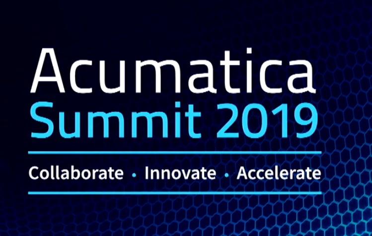 Acumatica Summit 2019 Banner