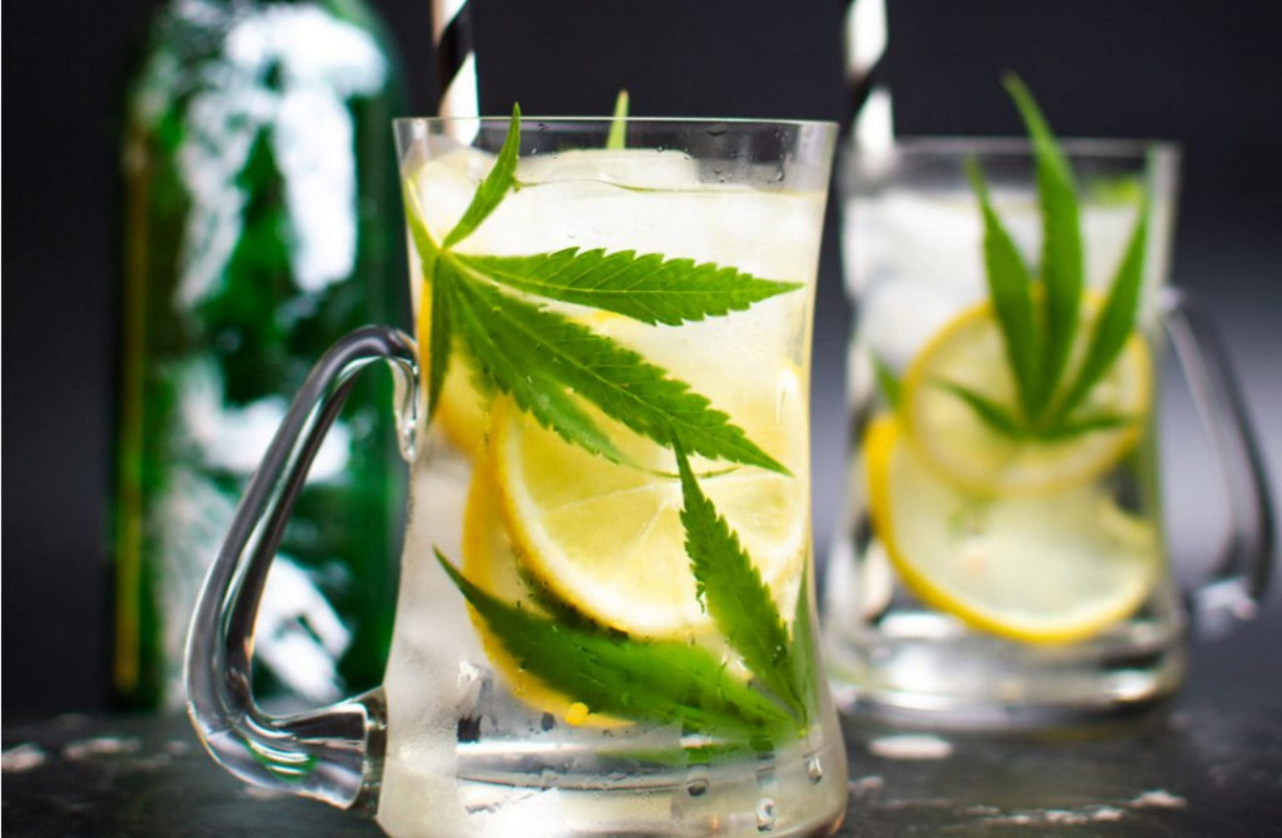 Cannabis Sparks a Beverage Revolution