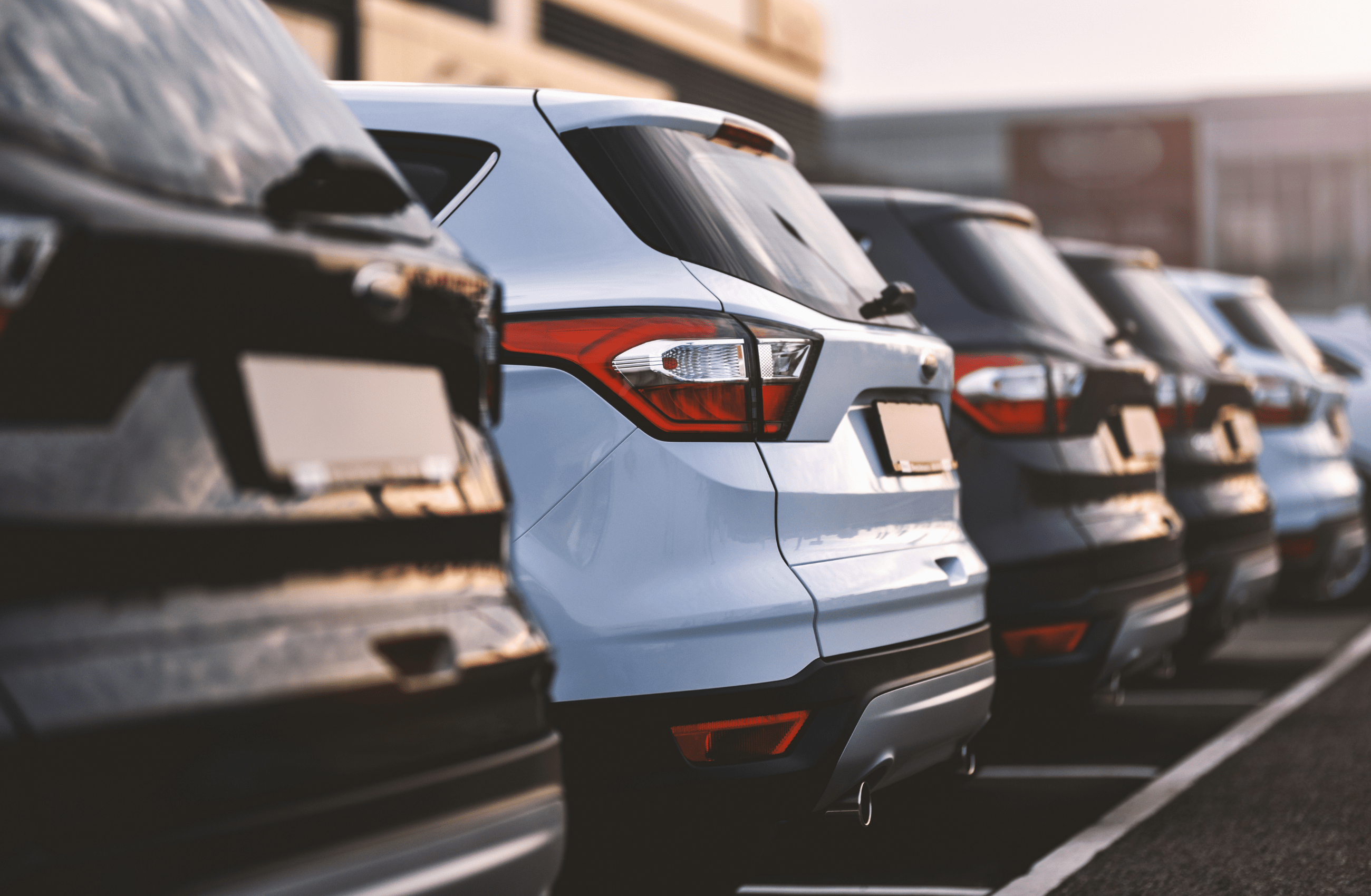 Cars for Vehicle Subscriptions