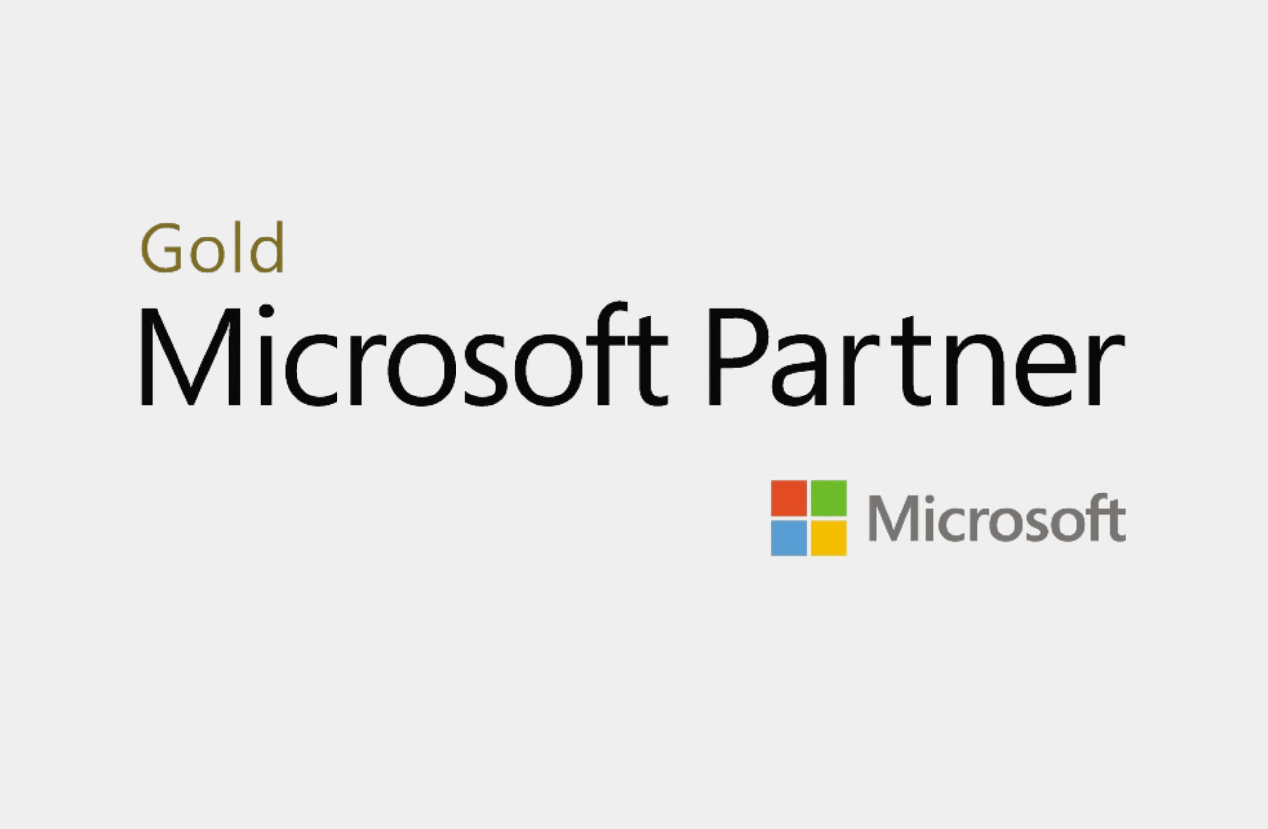 MaxQ Achieves Microsoft Gold Business Intelligence Competency in the Microsoft Partner Network
