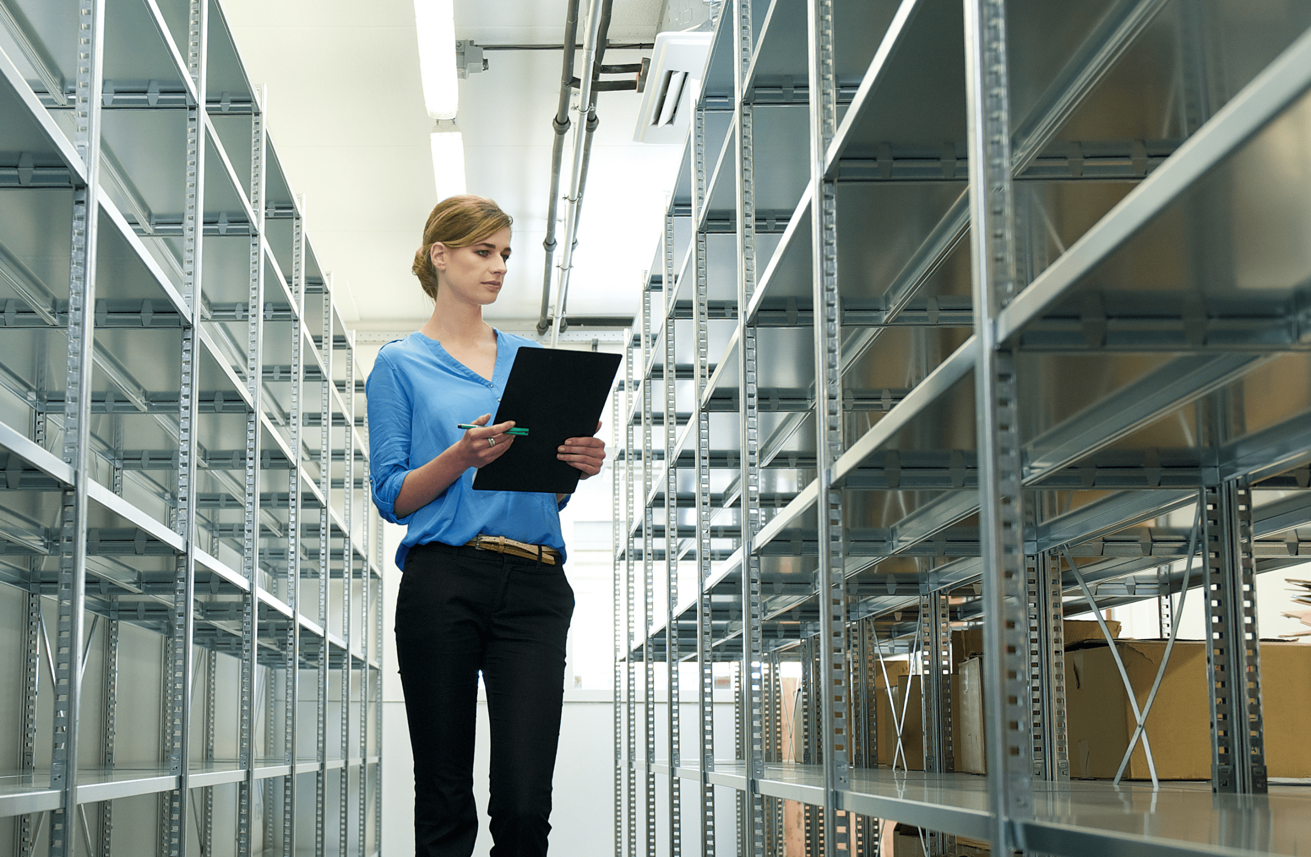 Inventory Forecasting with MaxQ Technologies
