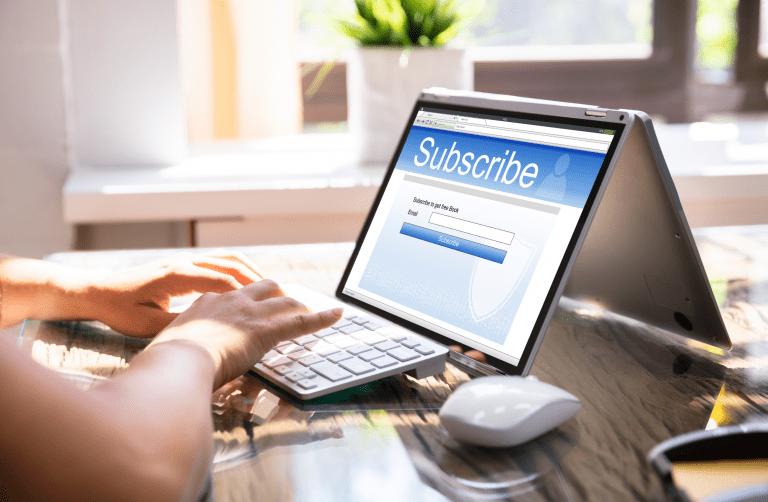Subscription Software: Making It Deliver